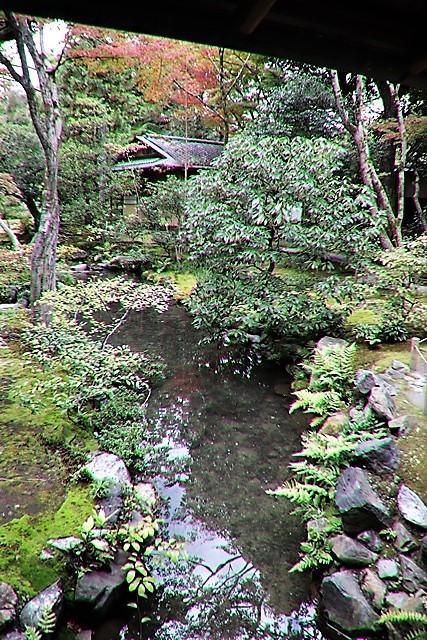 藤田八束の京都探訪@秋の京都は素晴らしい、山形有朋の別邸「無鄰菴の秋」を楽しむ_d0181492_22312954.jpg