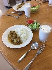 大曲農業高校バングラデシュ料理講座_a0265401_20541962.jpg