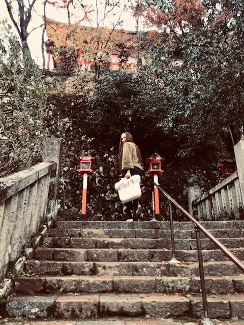 鞍馬寺、宇宙のパワースポット。永観堂紅葉を見る。_a0050302_01363165.jpg