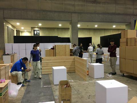 ジャパンホームショー 2018「大工の手」展覧会_a0059217_09253737.jpg