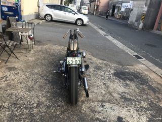 バルカンクラシック カスタム W様号完成!_a0164918_19045202.jpg