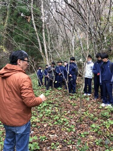 吉賀高校環境学習授業_d0025421_22281114.jpg