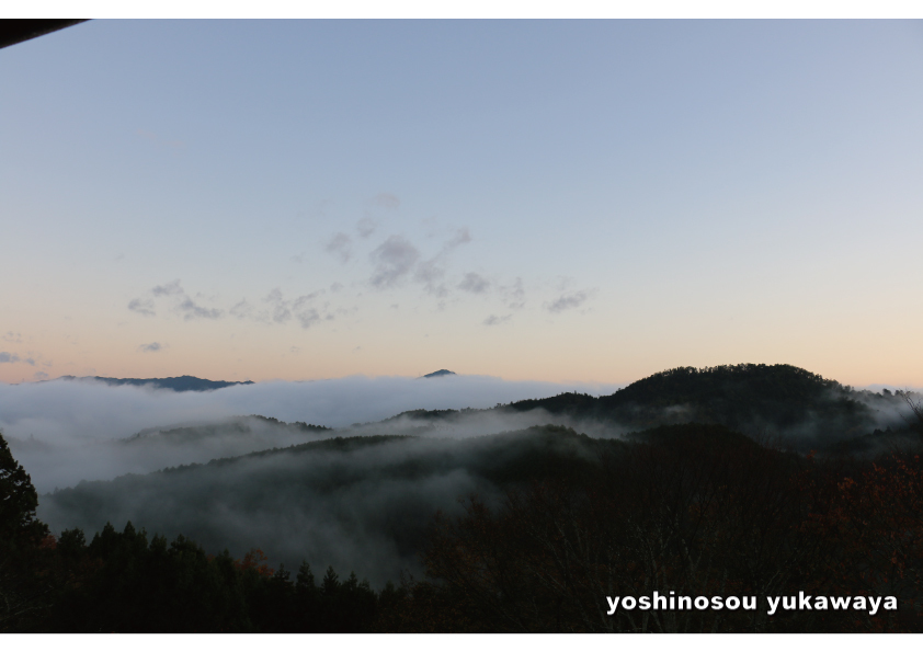 今日の雲海はめっちゃ綺麗!_e0154524_10335540.jpg