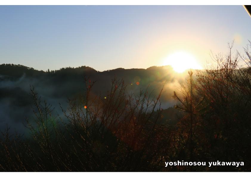 今日の雲海はめっちゃ綺麗!_e0154524_10335960.jpg