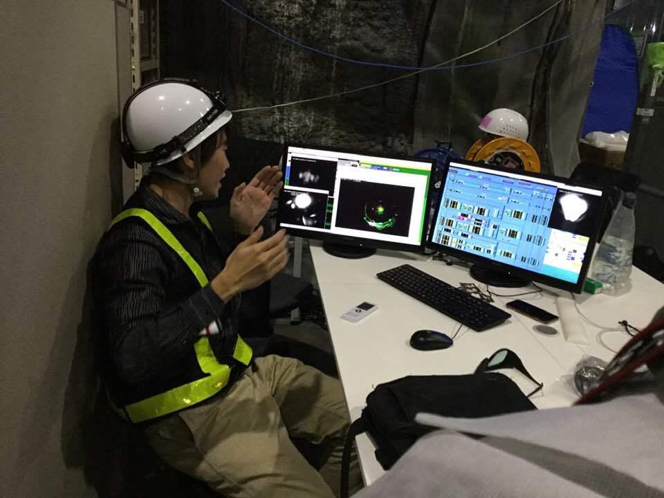 KAGRA(大型低温重力波望遠鏡)の見学会に行ってまいりました。_c0061727_09181521.jpg