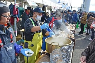 【お知らせ】12月2日は『野田村ホタテまつり』なのだ。_c0259934_14263428.jpg