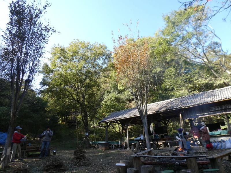 つる編みイベントの準備・・・孝子の森_c0108460_18044103.jpg