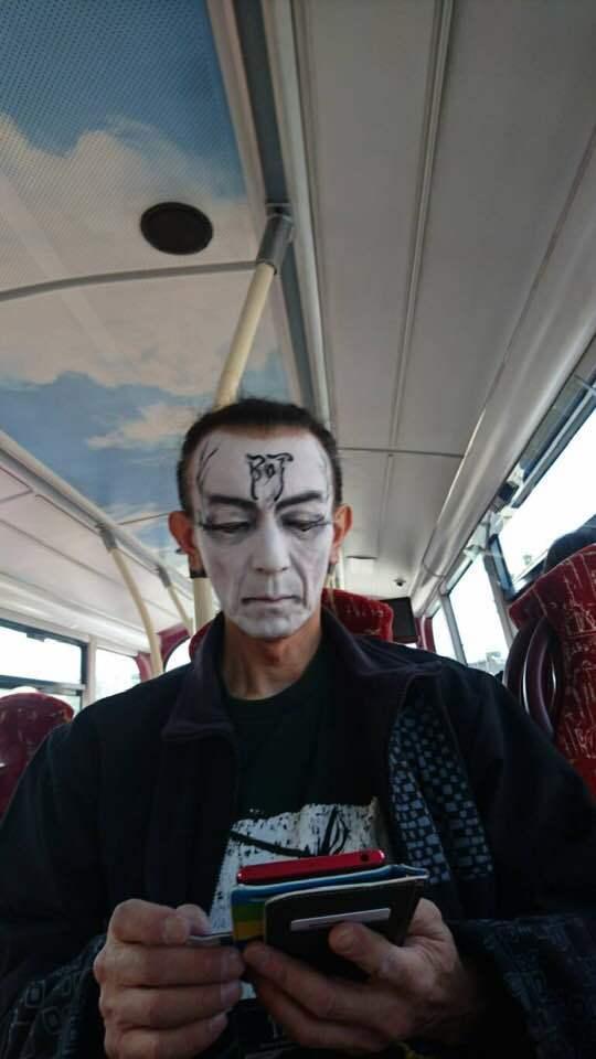 エジンバラでのバス通勤(?)_d0388376_11242202.jpg