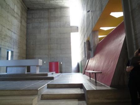 ラ トューレット修道院のつづき_c0042989_11504466.jpg
