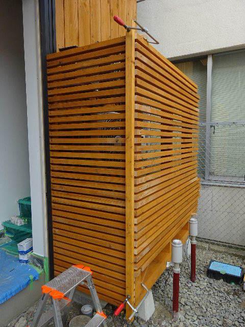 本町通り 住宅建替え工事 完成へ!_f0105112_04490119.jpg