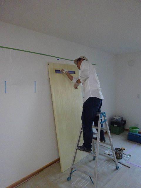 本町通り 住宅建替え工事 完成へ!_f0105112_04564348.jpg