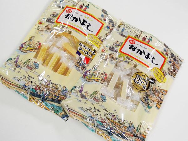 【花万食品株式会社】チーズといかのハーモニー なかよし_c0152767_21461925.jpg