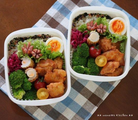 鶏むね肉のから揚げd((,,゚¬゚,,))♪_c0139375_10475939.jpg