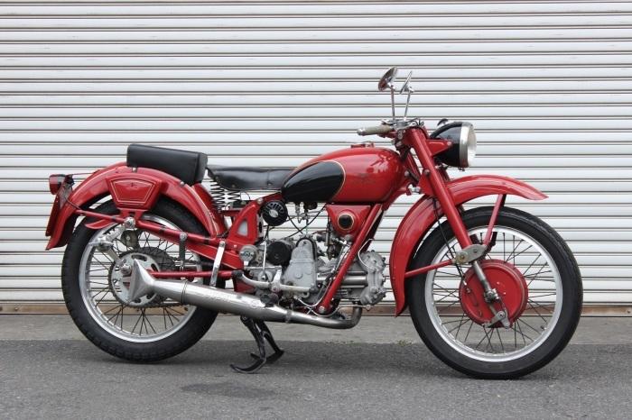 Moto Guzzi Airone Sport 入荷。_a0208987_12475738.jpg