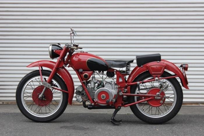 Moto Guzzi Airone Sport 入荷。_a0208987_12480811.jpg