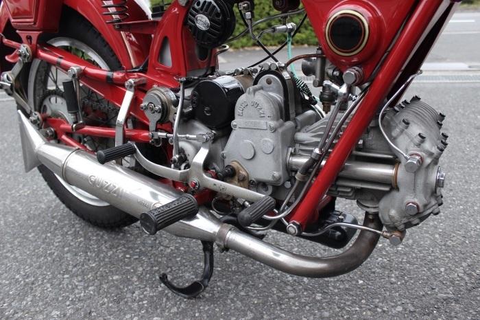 Moto Guzzi Airone Sport 入荷。_a0208987_12482065.jpg