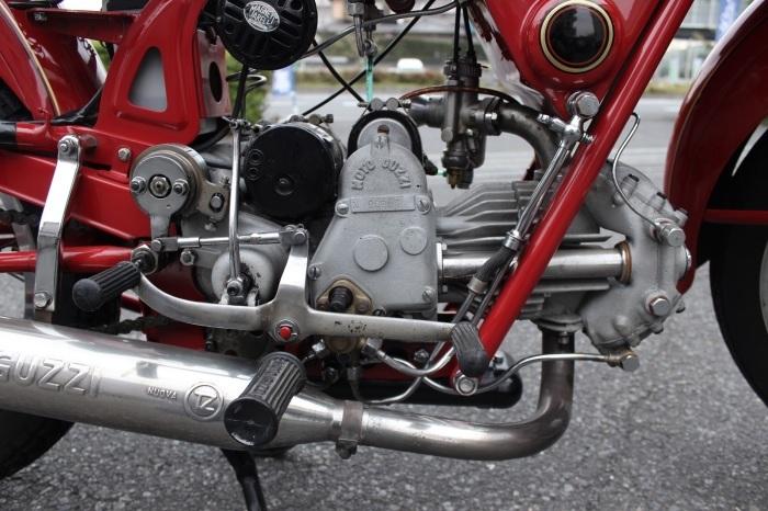 Moto Guzzi Airone Sport 入荷。_a0208987_12482814.jpg