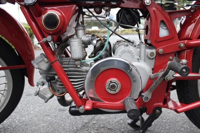 Moto Guzzi Airone Sport 入荷。_a0208987_12483700.jpg