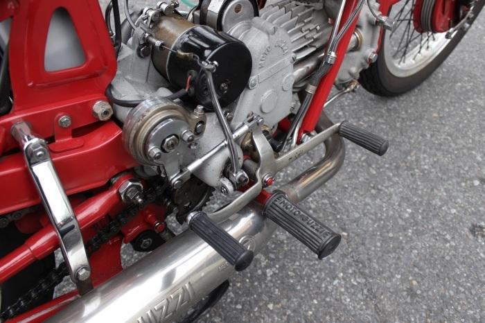 Moto Guzzi Airone Sport 入荷。_a0208987_12485972.jpg