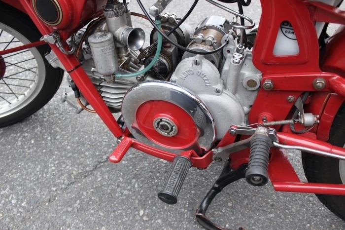 Moto Guzzi Airone Sport 入荷。_a0208987_12540599.jpg