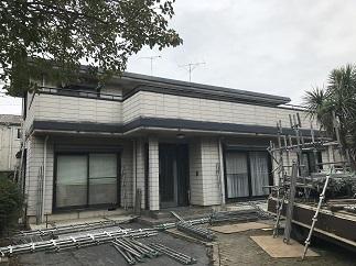 外壁下地工事(本庄市)_c0183605_09213793.jpg