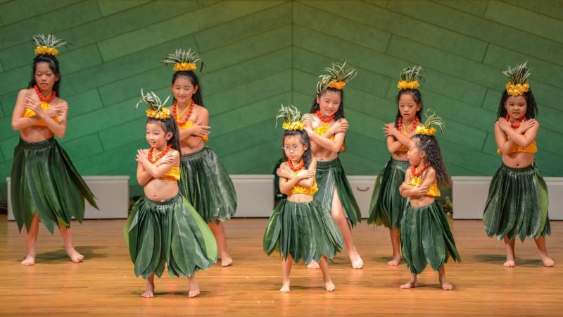 たっきーフラスタジオ発表会 2018 ⑰ Pineappil Princess_d0246136_22521565.jpg