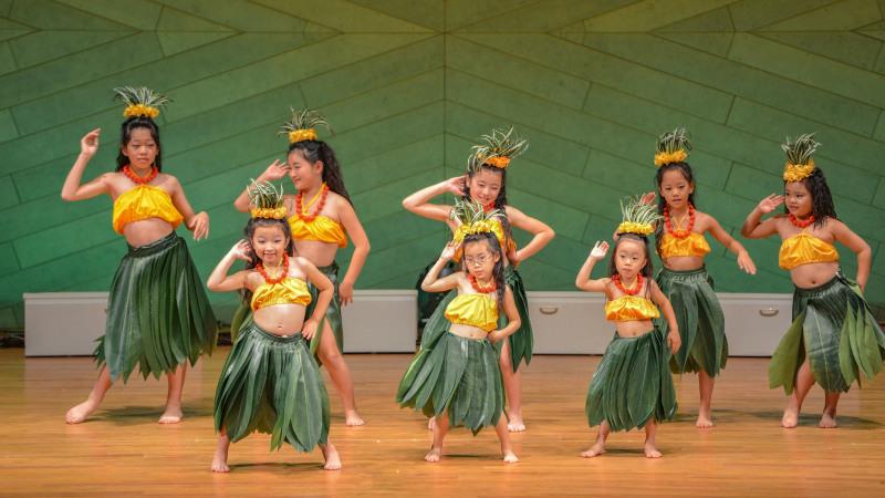 たっきーフラスタジオ発表会 2018 ⑰ Pineappil Princess_d0246136_22522197.jpg