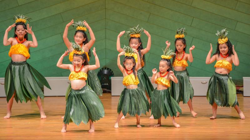 たっきーフラスタジオ発表会 2018 ⑰ Pineappil Princess_d0246136_22523411.jpg
