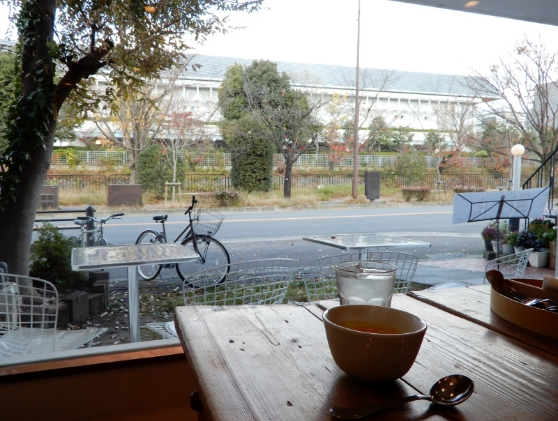 水辺の図書館、水辺のカフェ*library and cafe at the waterside_f0374041_14345736.jpg