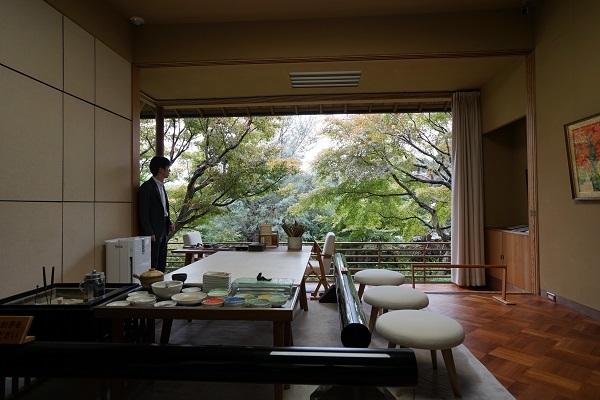 山口蓬春記念館を訪ねる_b0111173_17283418.jpg