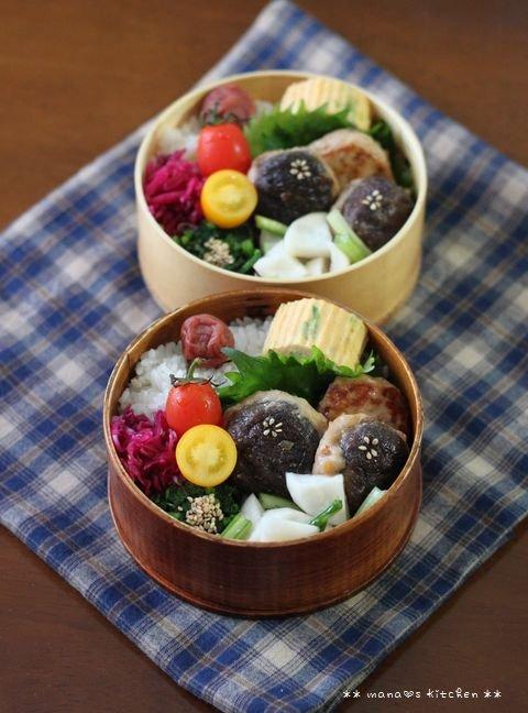 椎茸つくね丼 ✿ 初サンマ(〃)´艸`)オイシー♪_c0139375_11244388.jpg