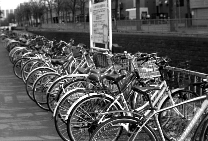 雪に埋まる前に放置自転車を無くしたい_c0182775_1715121.jpg