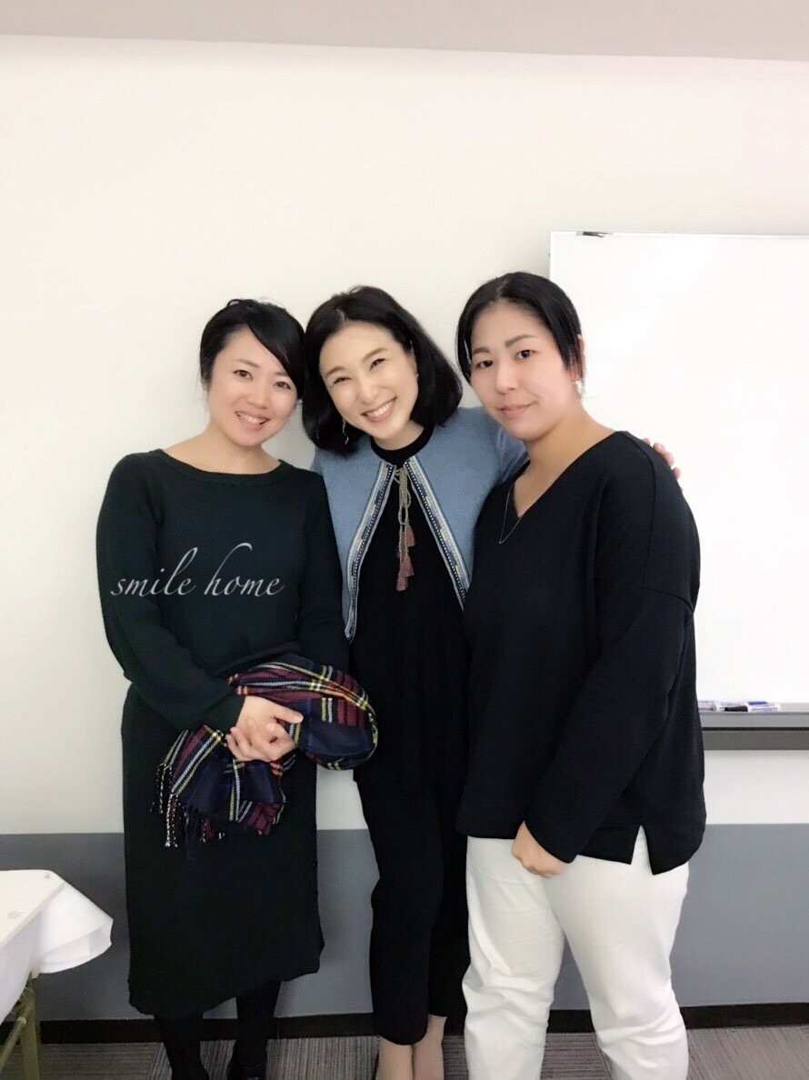 西口理恵子さん〝時間整理セミナー〟を受講_e0303386_08444680.jpg