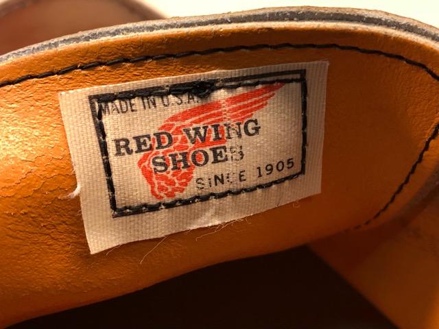 11月24日(土)大阪店スーペリア入荷!!#6 Work編!!RED WING StoreTinSign&Boots!!(マグネッツ大阪アメ村店)_c0078587_2394340.jpg