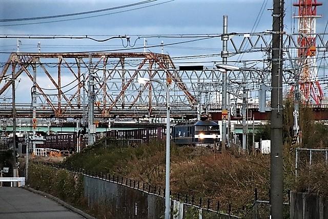 藤田八束の鉄道写真@貨物列車を追いかけて写真を撮りました・・・貨物列車を激写_d0181492_21411754.jpg