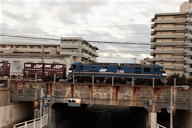 藤田八束の鉄道写真@貨物列車を追いかけて写真を撮りました・・・貨物列車を激写_d0181492_21414715.jpg