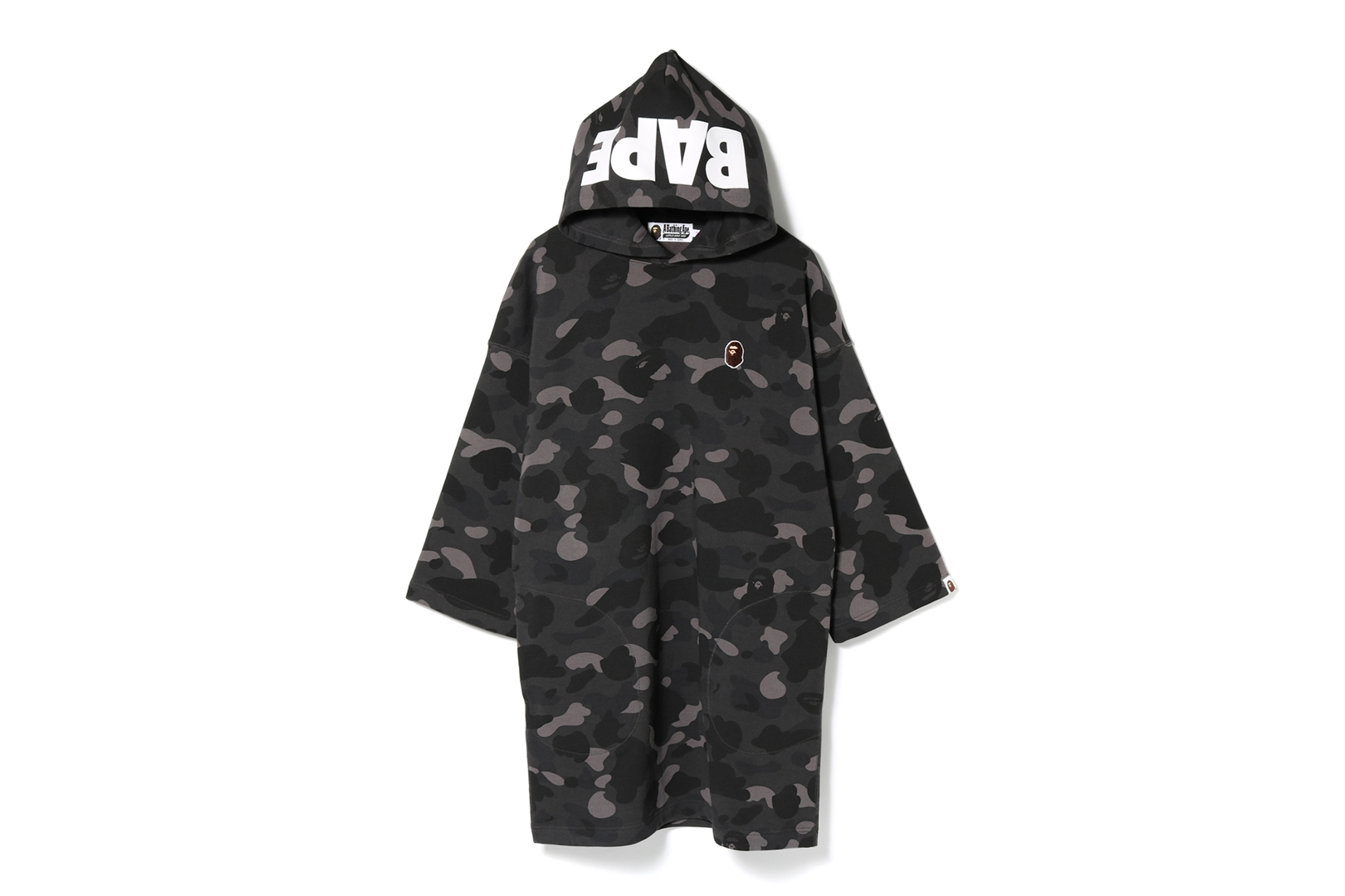 COLOR CAMO HOODIE ONE PIECE_a0174495_18564947.jpg