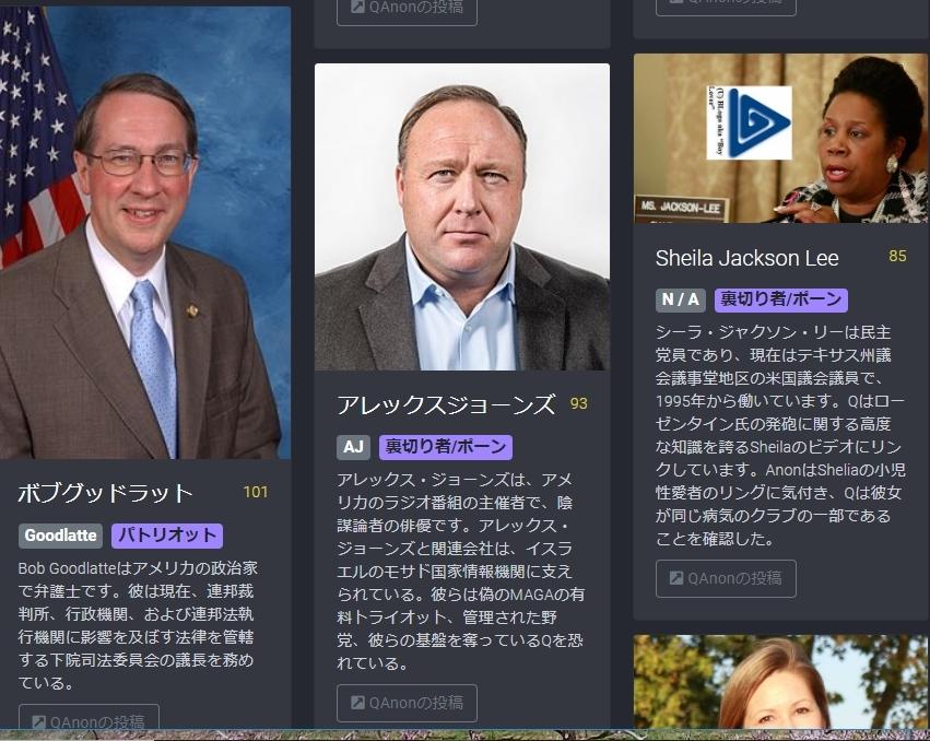 平成天皇もトランプに粛清された! #QAnon のQMap:売国奴としてトランプにより粛清された日本関係者と世界を動かす人達への評価_e0069900_16351952.jpg