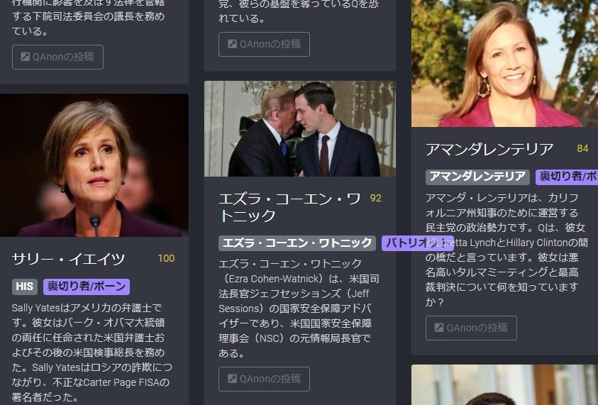 平成天皇もトランプに粛清された! #QAnon のQMap:売国奴としてトランプにより粛清された日本関係者と世界を動かす人達への評価_e0069900_16353088.jpg