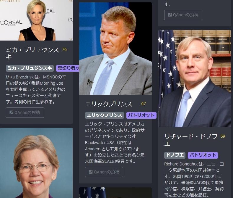 平成天皇もトランプに粛清された! #QAnon のQMap:売国奴としてトランプにより粛清された日本関係者と世界を動かす人達への評価_e0069900_16511746.jpg
