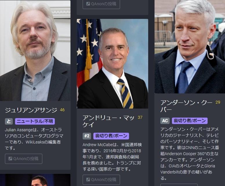 平成天皇もトランプに粛清された! #QAnon のQMap:売国奴としてトランプにより粛清された日本関係者と世界を動かす人達への評価_e0069900_16582176.jpg