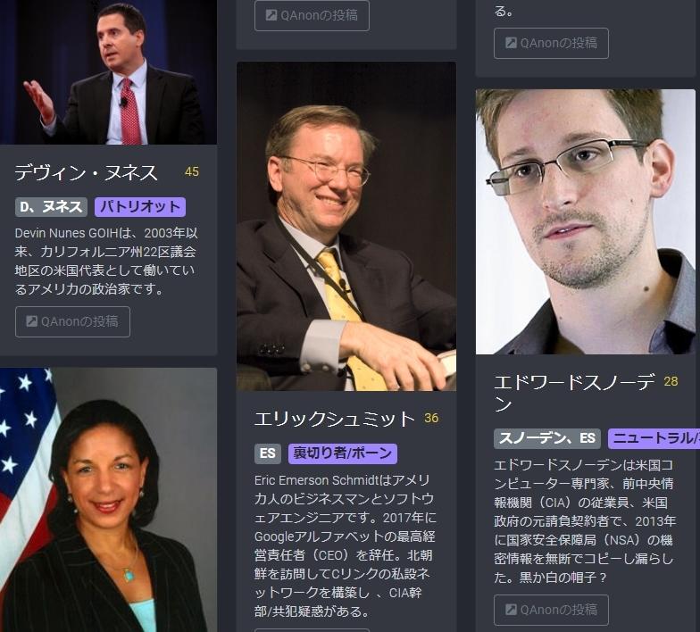 平成天皇もトランプに粛清された! #QAnon のQMap:売国奴としてトランプにより粛清された日本関係者と世界を動かす人達への評価_e0069900_16582990.jpg