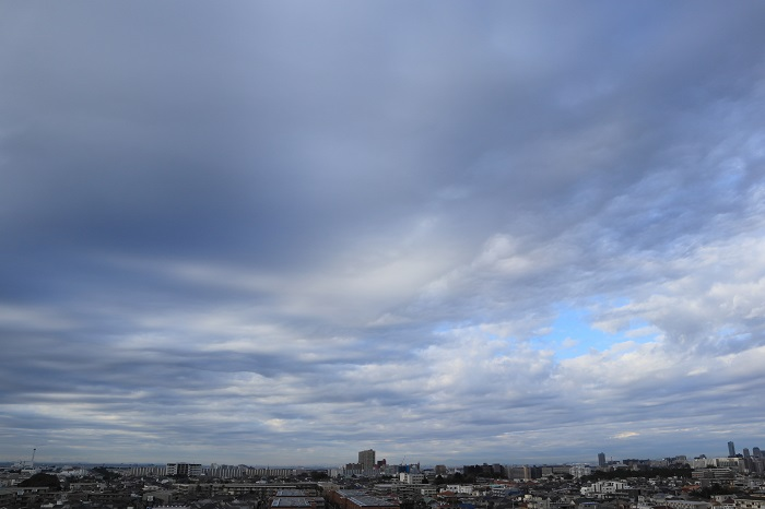 不透明雲(層積雲)_b0268615_8313883.jpg