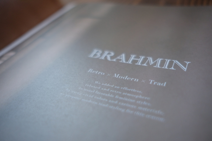 """BRAHMIN ❅ Winter SPECIAL 2018 POP UP ~本日スタート!...11/23sat\""_d0153941_17302984.jpg"