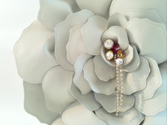 ≪pianto di rosa≫ ばらのなみだシリーズの新色バッグを作っています❤_f0340942_23193482.jpg