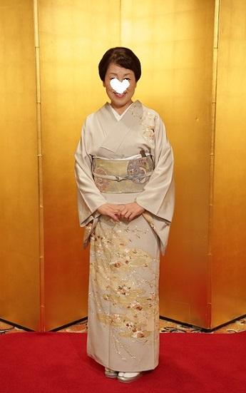 10周年・お若い頃に作られた澁目の着物・野田さんコンサート_f0181251_10445365.jpg