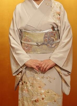 10周年・お若い頃に作られた澁目の着物・野田さんコンサート_f0181251_1050252.jpg