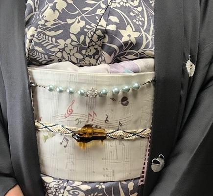 10周年・お若い頃に作られた澁目の着物・野田さんコンサート_f0181251_10522696.jpg