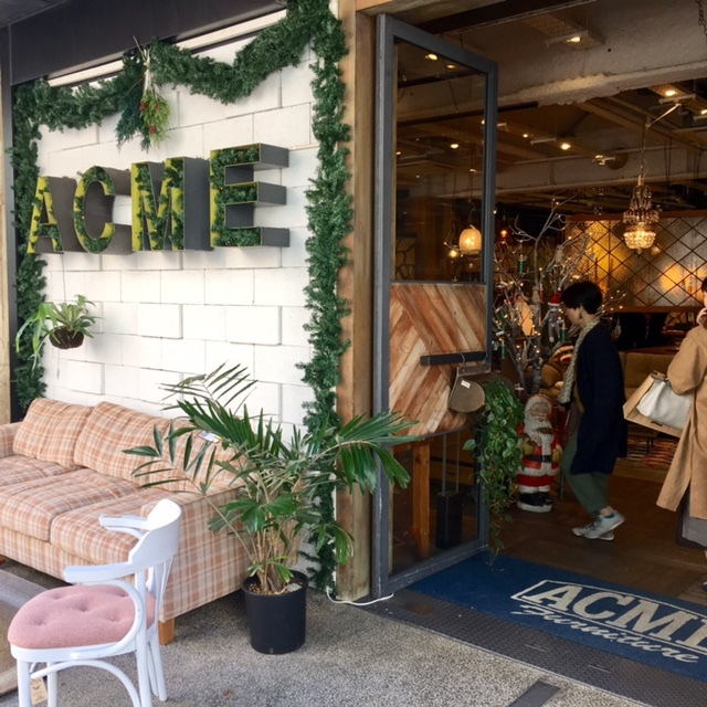 Shopping @自由が丘 雑貨屋さん巡り_a0165160_19481424.jpg
