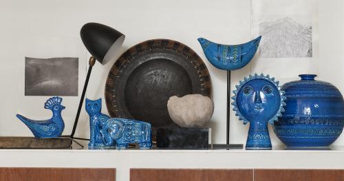 巨匠 アルド・ロンディが手掛けた陶器コレクション・Rimini blu。_b0125570_10463091.jpg